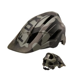 fox metah camo mtb helm gr n enduro. Black Bedroom Furniture Sets. Home Design Ideas